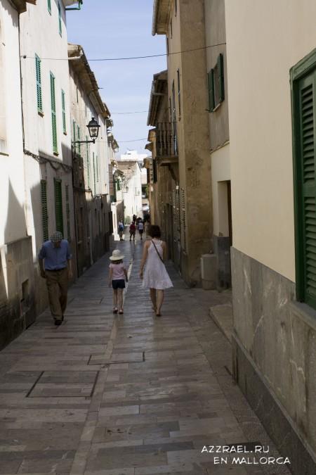 Улочки Алькудии ( Alcudia )