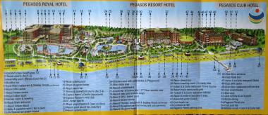 КДПВ Отзыв о TT Pegasos club в Турции. Территория и пляж отеля