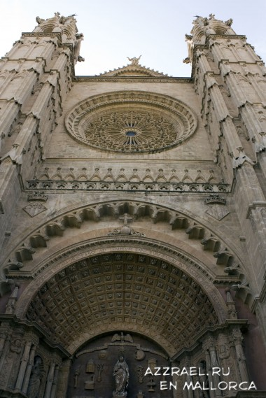 Достопримечательности Майорки. Кафедральный собор Пальмы Де Майорки