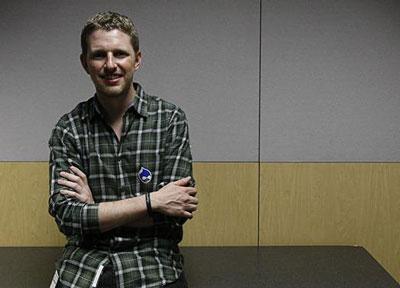Создатель WordPress Matt Mullenwag в июне 2010 года