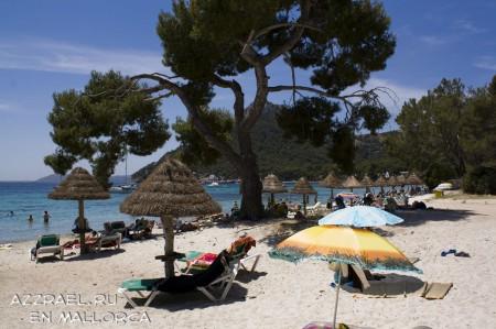 Пляж Форментор ( Formentor )