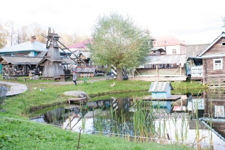 Музей садовод в Мышкине
