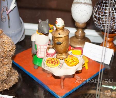 Музей мыши в Мышкине ( Мышь не наша )