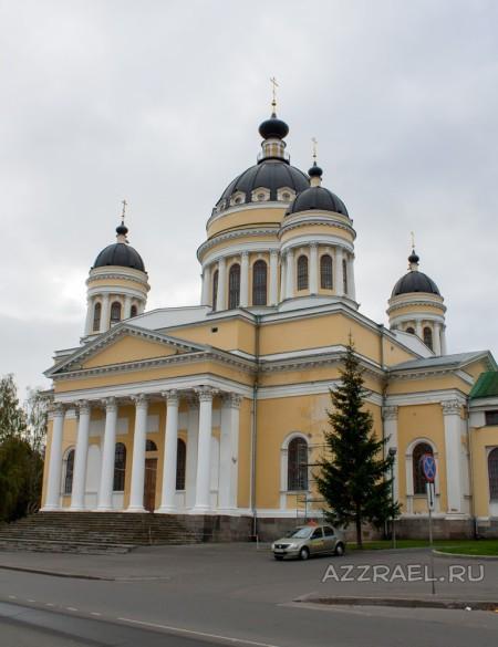 Храм в Рыбинске