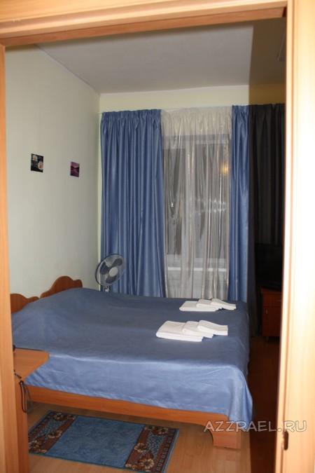 Номер в гостинице на Казанской Рыбинск
