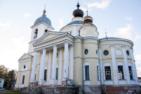 Храм в Мышкине