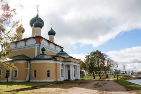 Кремль Углич