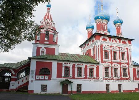 Кремль Ростов Великий