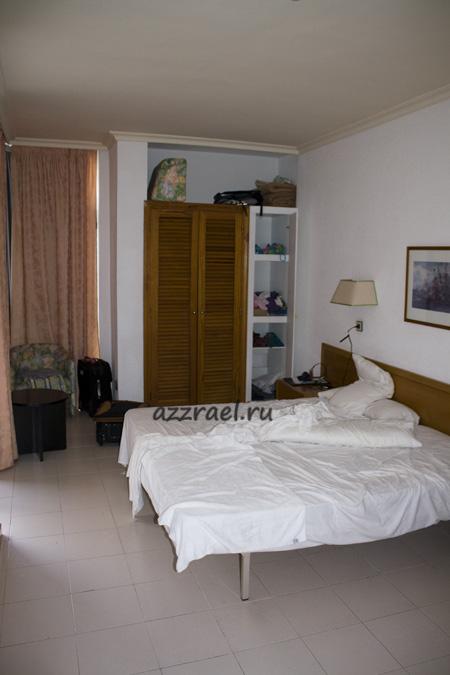 Спальня в номере Isla Bonita