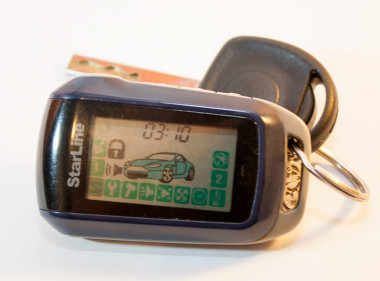 КДПВ Ремонт кнопки на брелке автосигнализации Starline A92