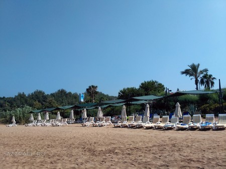 Пляж Pegasos Royal
