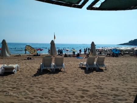 Пляж Инжекума