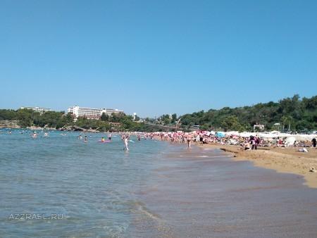 Общественный пляж Инжекума