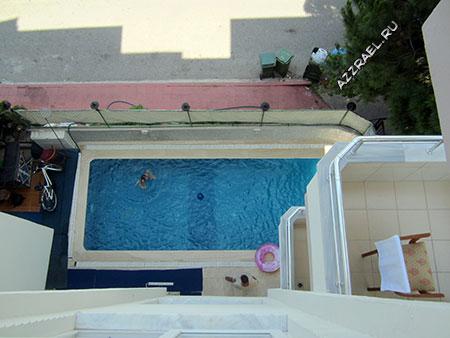 Sempati Apart Hotel бассейн