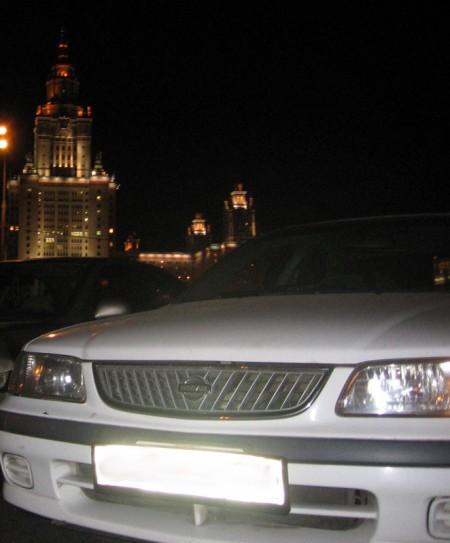 Завершающий отчет о Nissan Sunny