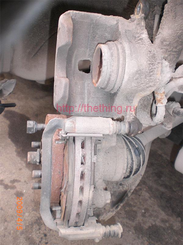 Замена внутреннего шруса форд фокус