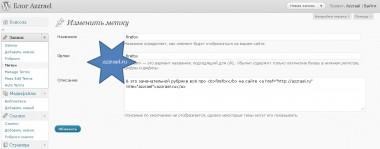 КДПВ Как использовать HTML разметку в описаниях тегов в WordPress