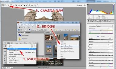 КДПВ Баланс белого в jpg в Photoshop